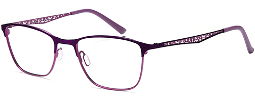 Sakuru 378 Ladies Light Stainless Steel Frame